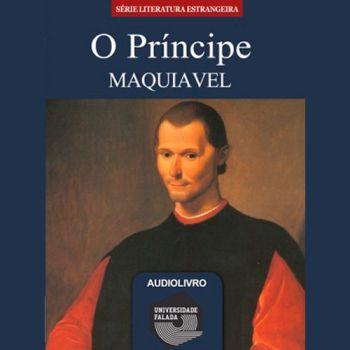 audio do livro o principe de maquiavel