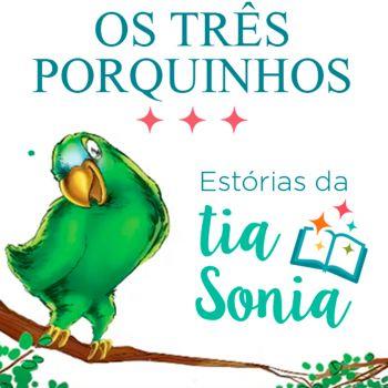 Livro Os Tres Porquinhos Em Audiolivro E Audiobook