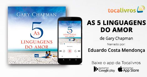 audiobook as 5 linguagens do amor